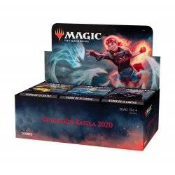 Magic the Gathering Colección Básica 2020 Booster Display (36) spanish