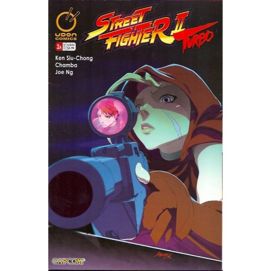 Street Fighter II Turbo 2A (2008 Udon Studios)