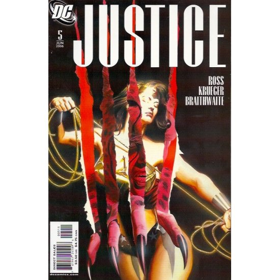 Justice 5A (2005 DC)
