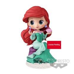 Disney Q Posket Perfumagic Mini Figure Ariel Ver. A 12 cm
