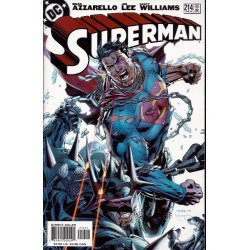 Superman 214 (1987 2nd Series)