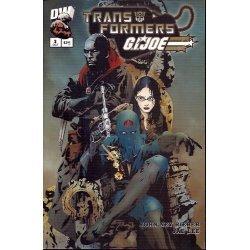 Transformers GI Joe 3 (2003)