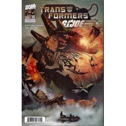 Transformers GI Joe 5 (2003)