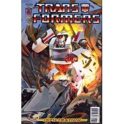 Transformers Infiltration 1D (2006)