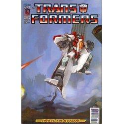 Cómics - Transformers Infiltration 4A (2006) -