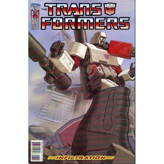 Transformers Infiltration 5A (2006)