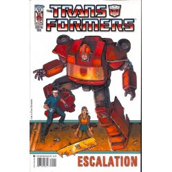 Transformers Escalation 1B (2006 IDW)