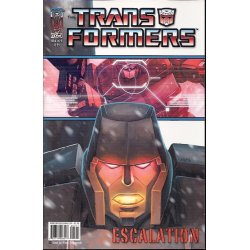 Transformers Escalation 5B (2006 IDW)