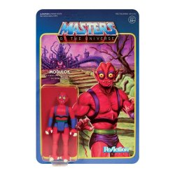 Masters of the Universe ReAction Action Figure Wave 5 Modulok A 10 cm