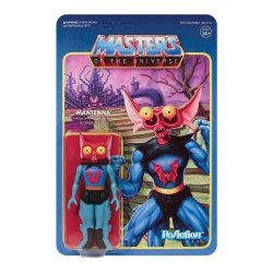 Masters of the Universe ReAction Action Figure Wave 5 Mantenna 10 cm