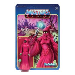 Masters of the Universe ReAction Action Figure Wave 5 Shadow Weaver 10 cm