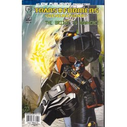 Comics - Transformers Generations 6B (2006 IDW) -