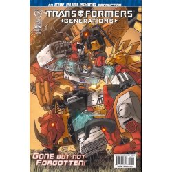 Transformers Generations 8A (2006 IDW)
