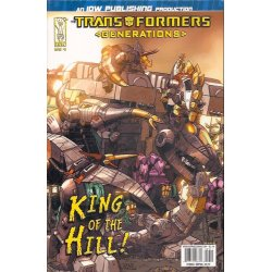 Comics - Transformers Generations 9A (2006 IDW) -