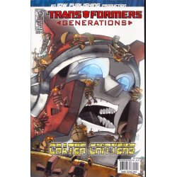Comics - Transformers Generations 10A (2006 IDW) -