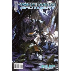 Comics - Transformers Spotlight Kup 1B (2007) -