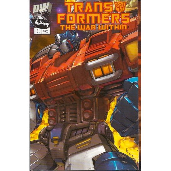 Transformers The War Within (2002) 1A