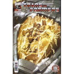 Transformers Generation 1 (2003 Volume 3) 4A