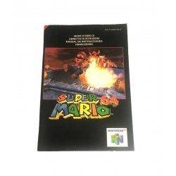 N64 – Super Mario 64 Manual (EU)