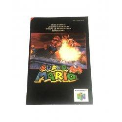 N64 – Super Mario 64 Manual (EU)