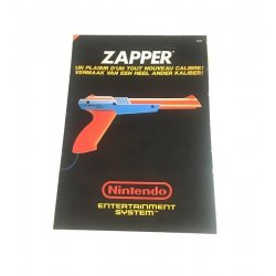 NES – Zapper Manual (EU)