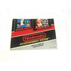 NES – Mario Bros. & Duck Hunt Manual