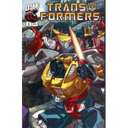 Comics - Transformers Generation 1 (2003 Volume 2) 3A -