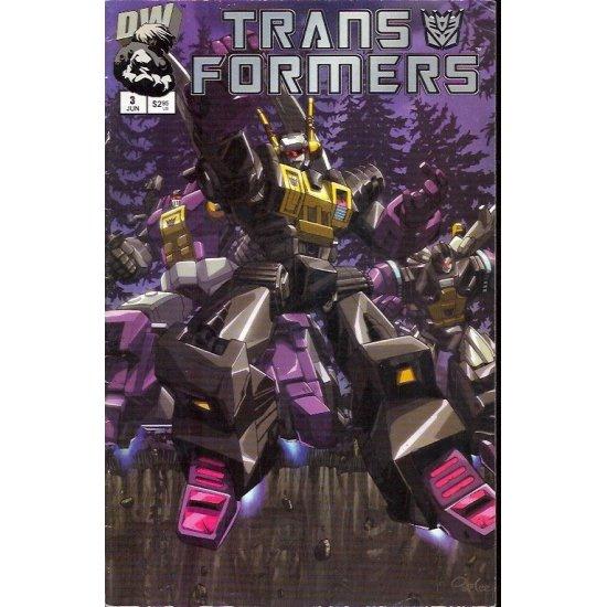 Transformers Generation 1 (2002) 3B