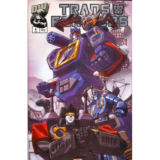 Transformers Generation 1 (2002) 5B