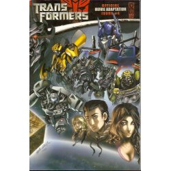 Comics - Transformers Movie Adaptation (2007 IDW) 4A -