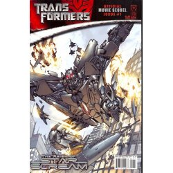 Comics - Transformers Movie Sequel Reign of Starscream (2008) 1A -