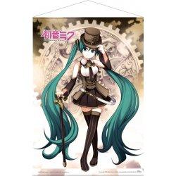 Hatsune Miku Wallscroll Steampunk Miku 50 x 70 cm