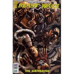 Transformers Beast Wars The Gathering (2006 IDW) 3C