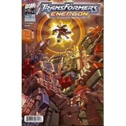 Comics - Transformers Armada (2002) Energon 19B -