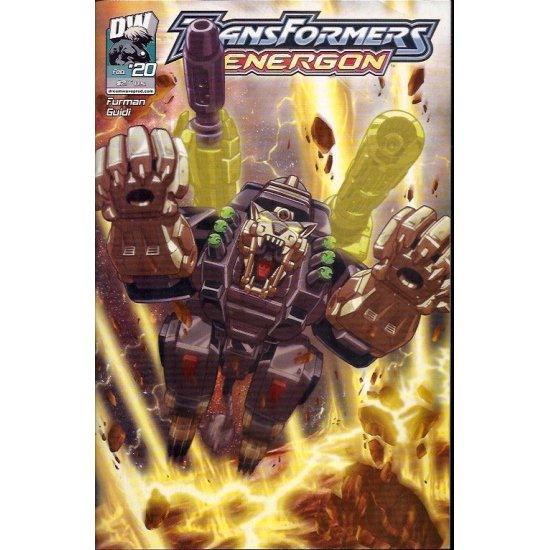Transformers Armada (2002) Energon 20