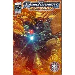 Comics - Transformers Armada (2002) Energon 21 -