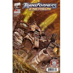 Comics - Transformers Armada (2002) Energon 22 -