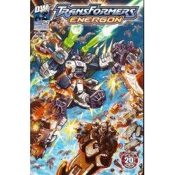 Comics - Transformers Armada (2002) Energon 29 -