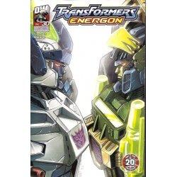 Comics - Transformers Armada (2002) Energon 30 -