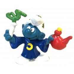 Mini Figures - Smurfs – Alchemist Smurf -