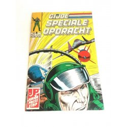 G.I. Joe Speciale Opdracht 8 (Dutch) Comic