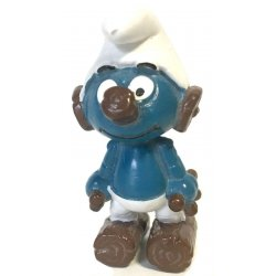 Mini-figures - Smurfs – Clockwork Smurf -