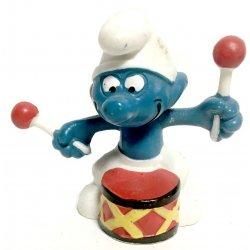 Smurfs – Drummer Smurf