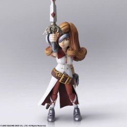 Final Fantasy IX Bring Arts Action Figures Freya Crescent & Beatrix 12 - 16 cm