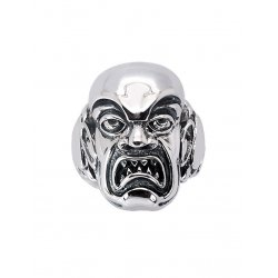 Rob Zombie Ring Phantom Creep (Sterling Silver)