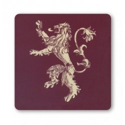 Game Of Thrones - Lannister - Coaster