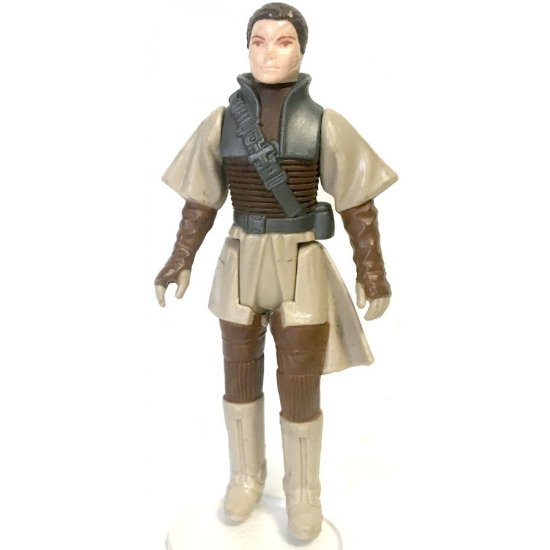 Star Wars – Princess Leia Organa (Boushh Disguise, incomplete- A)