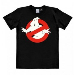 Ghostbusters - Logo - T-Shirt Easy Fit - Black