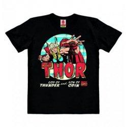 Marvel - The Mighty Thor - T-Shirt - Children Organic - Black