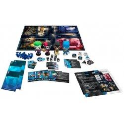 DC Comics Funkoverse Board Game 4 Character Base Set *Spanish Version*